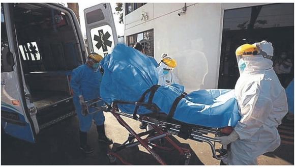 Más de 13 mil infectados con la COVID-19. El distrito de Tumbes reporta 8,947 contagios.