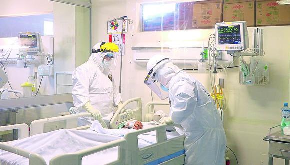 Virus ataca a 18330 personas, 63 están en estado crítico y 556 fallecieron. Huancayo es la provincia más golpeada