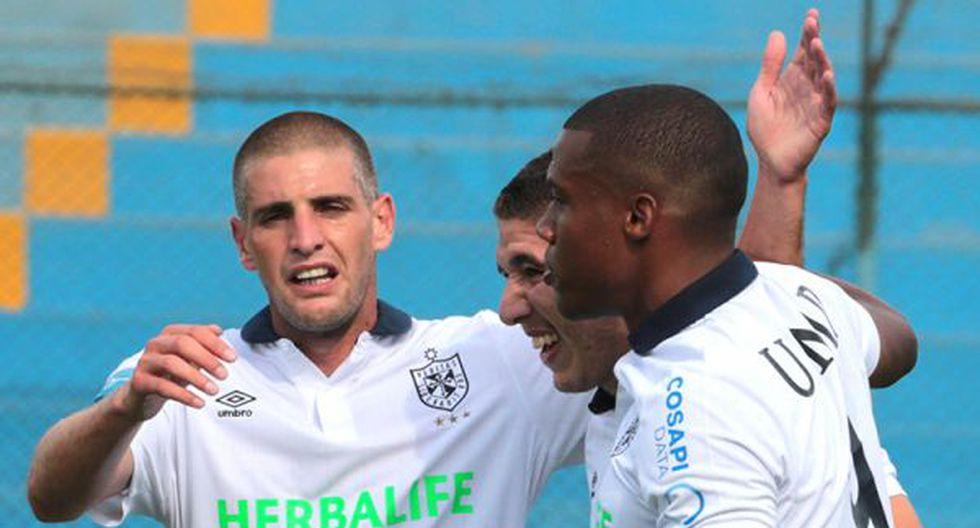 San Martín venció 1-0 a Caimanes sobre el final
