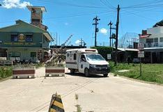 Tres heridos tras aterrizaje forzoso de un helicóptero en Ucayali