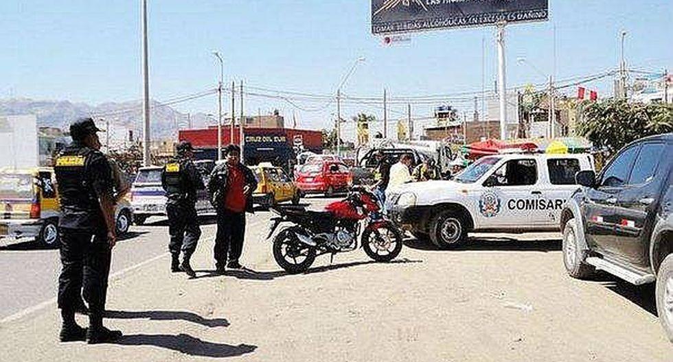 """""""Marcas"""" interceptan a dos comerciantes y les roban dinero que retiraron de banco"""