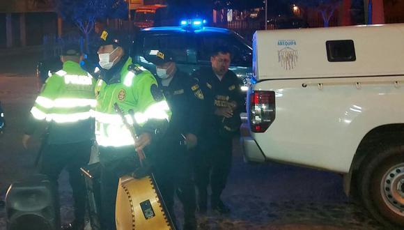 Policía herido en intervención de Hunter