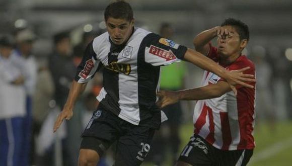 Aldo Corzo jugó por Alianza Lima entre 2008 y 2009. (Foto: GEC)