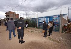 Autoridades hacen vigilia en local para evitar desarrollo de concierto del grupo Enlace