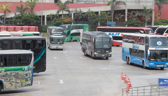 La medida fue dispuesta a través del Decreto Supremo 002-2021-MTC, publicado en El Peruano, el Ministerio de Transportes y Comunicaciones. (Fotos: Juan Ponce Valenzuela / @photo.gec)