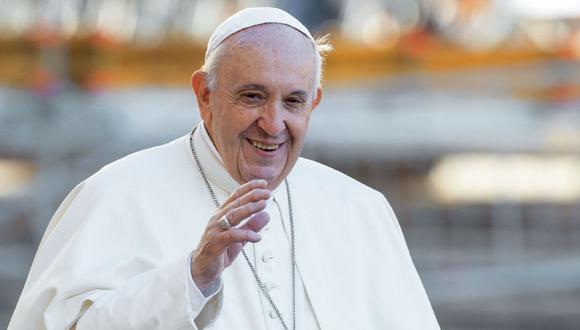 El Papa Francisco comentó su parecer sobre la unión civil.