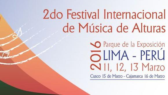 Alistan Segundo Festival Internacional de Música de Alturas