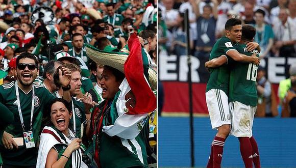 Gol de 'Chucky' Lozano ante Alemania provocó sismo en Ciudad de México