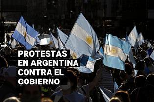 Argentina: Nuevas protestas contra el gobierno de Alberto Fernández y el confinamiento por COVID-19