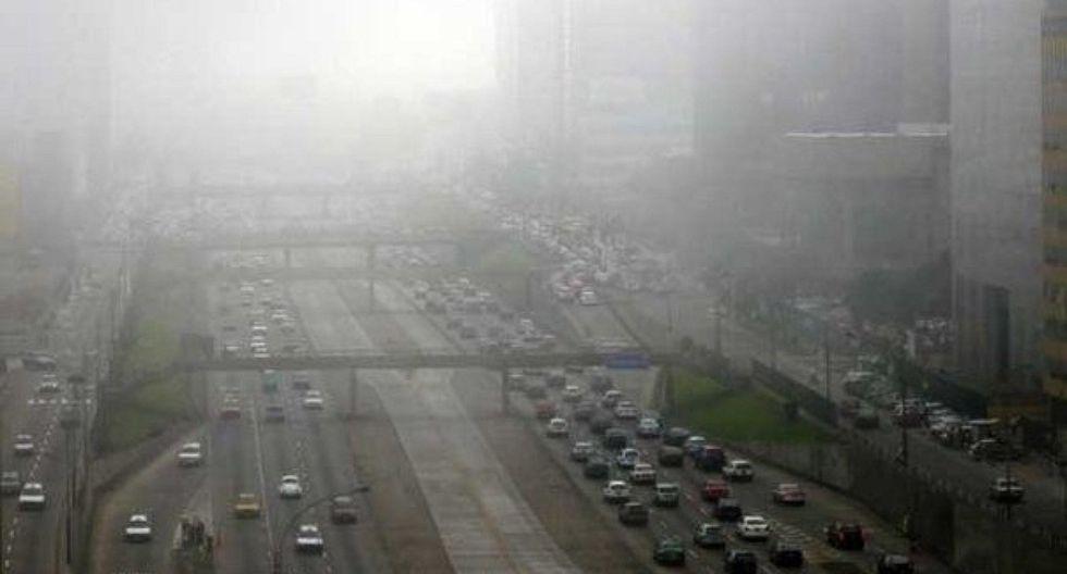 ¿Por qué Miraflores amaneció oliendo a humo? (VIDEO)