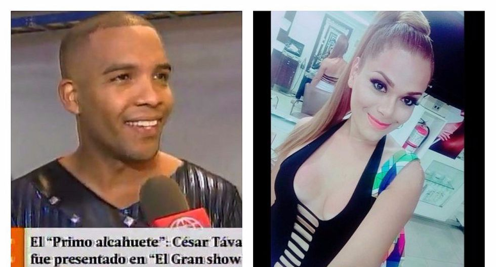 Dayana Valenzuela: la captan muy cercana a César Távara (VIDEO)