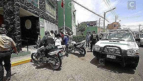 Arequipa: Comerciante denuncia a su esposa por agredirlo en su casa de Cerro Colorado