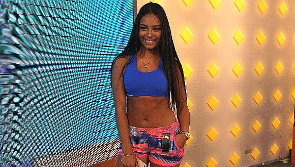 Ximena Peralta: Sobrina de Jefferson  Farfán guarda distancia con Yahaira Plasencia