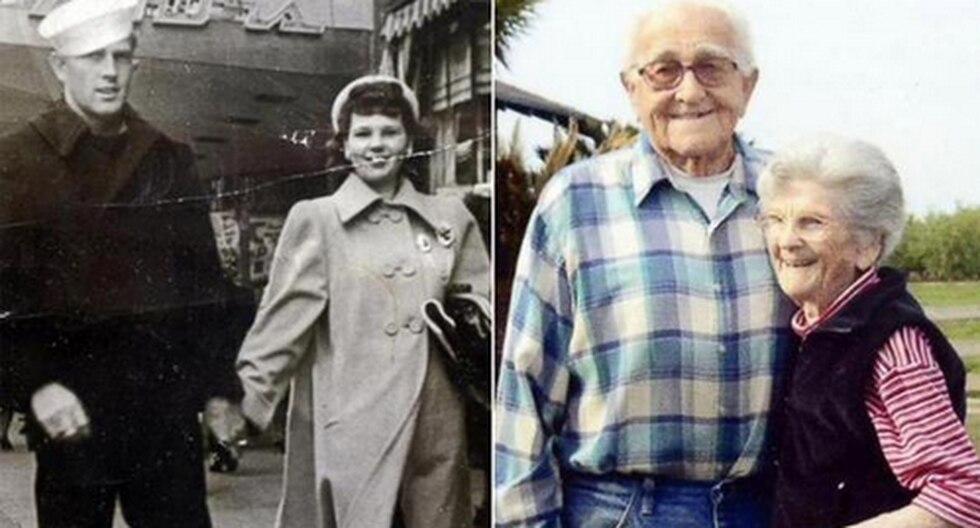 Estados Unidos: Pareja muere el mismo día después de 67 años casados