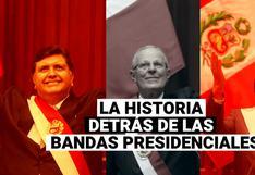 Alan García, Pedro Pablo Kuczynski y Francisco Sagasti: Anécdotas detrás de las bandas presidenciales