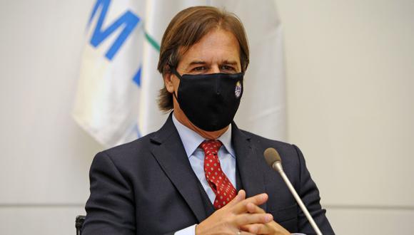 """Uruguay reconoce a Sagasti y confía en que democracia en Perú """"siga su curso"""". (AFP)."""