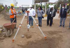 Chincha: Huaca de Los Ramos contará con servicio de alcantarillado