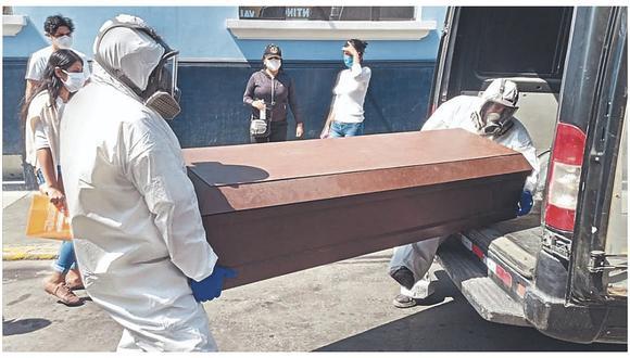 Reportan 491 casos de COVID-19 y 32 fallecidos en la región La Libertad