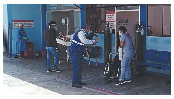 Diresa informó que el martes culminó jornada de inmunización de la primera entrega, pero personal del hospital III de Chimbote sigue esperando.
