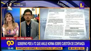 Eloy Espinosa Saldaña se encuentra grave de salud en UCI (VIDEO)