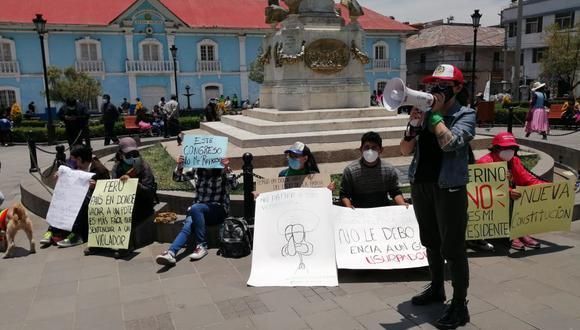 Simpatizantes de Perú Libre, señalan que se está estigmatizando al nuevo Premier. (Foto: Referencial)