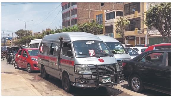 Municipalidad Provincial de Chiclayo confirmó que 48 empresas se beneficiarán, pero taxistas piden ser incluidos en una nueva lista.