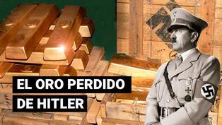 Hallan pistas de una reserva de oro de Hitler valorada en casi 700 millones de dólares
