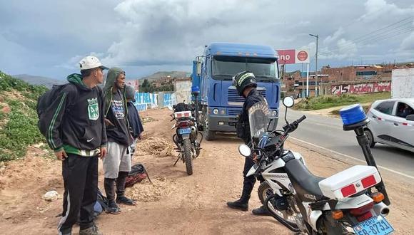 Los extranjeros serían haitianos, según pudo informar la PNP en una nota policial. (Foto: Referencial)