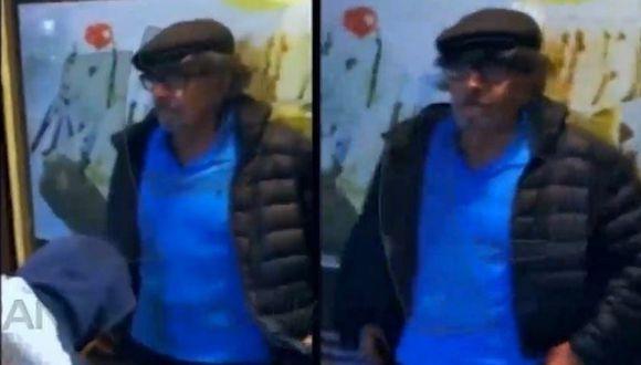 """""""No quiero un show mediático"""": Difunden imágenes inéditas de la captura de Edwin Donayre (VIDEO)"""