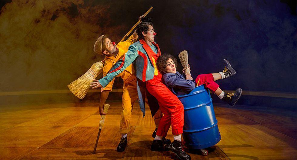 El circo peruano compartirá vía online algunos de sus espectáculos más memorables. (Foto: La Tarumba)