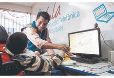 Aula digital llegará a la región La Libertad