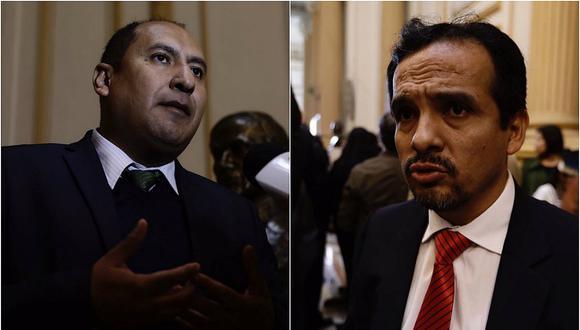 Nuevo Perú y Frente Amplio se disputan a accesitaria del fallecido congresista Mario Canzio