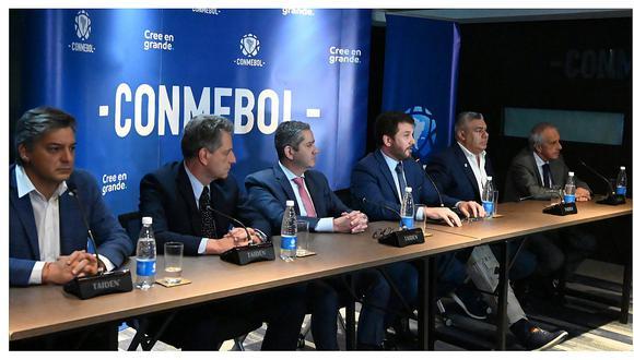Copa Libertadores: Conmebol explicó razones por las que se eligió a Lima como sede de la final