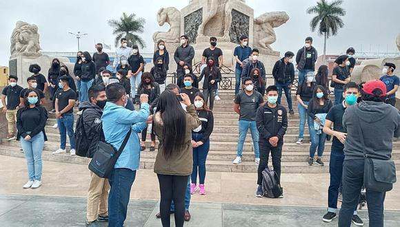 La Libertad: Cientos de jóvenes militantes de APP renuncian y se alejan de César Acuña