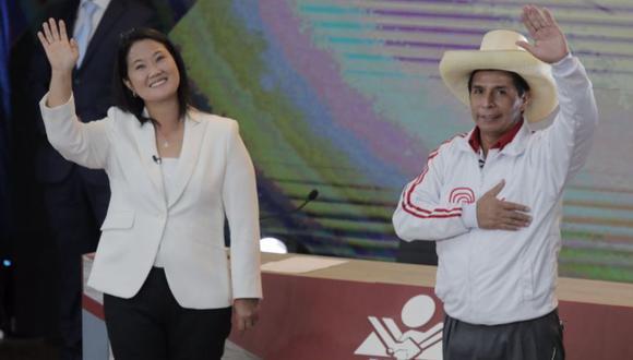 A cada momento se hace más candente el resultado de las elecciones de la segunda vuelta en la que compiten Keiko Fujimori y Pedro Castillo. (Foto: Correo)