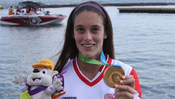 Campeona de Esquí acuático: Natalia Cuglievan ganó cuarta medalla de oro para Perú (VIDEO)