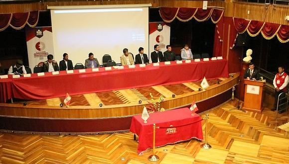 Solo diez agrupaciones políticas firmaron Pacto Ético Electoral en Apurímac