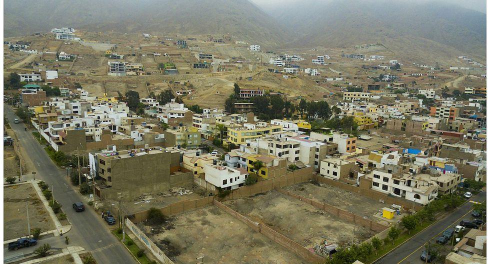 Subastarán más de 240 lotes para viviendas en Lima
