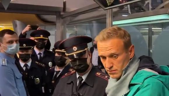 En un primer momento se informó que el activista político había superado los controles policiales sin mayor inconveniente. (Europa Press)