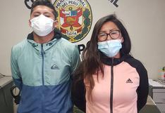 Detienen  dos personas por circular billetes falsos en Tacna