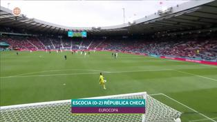 Euro 2021: Mira el golazo de mediocampo anotado por Patrick Schick