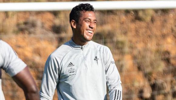Renato Tapia tiene contrato con Celta de Vigo hasta mediados del 2024. (Foto: Celta de Vigo)