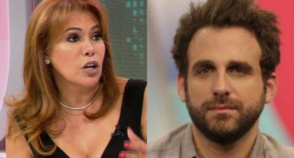 Magaly Medina quiere reconciliarse con Rodrigo González