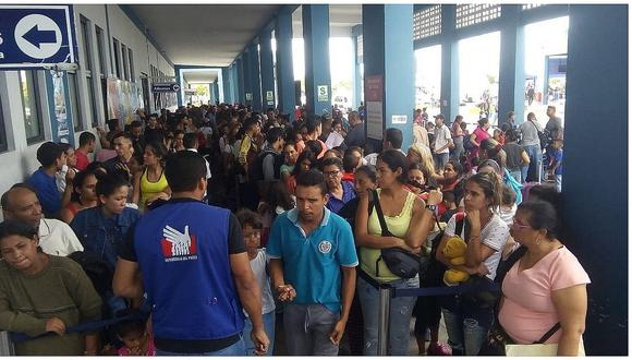 Presentan hábeas corpus para permitir ingreso de ciudadanos venezolanos a Perú