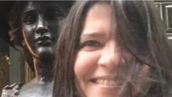 Profesora con coronavirus fallece en plena clase virtual y genera conmoción en Argentina (Captura: Clarín)