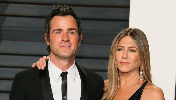 Jennifer Aniston y Justin Theroux estarían esperando su primer hijo