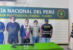"""""""Los Asesinos de la San José"""" caen tras balacera con la PNP"""