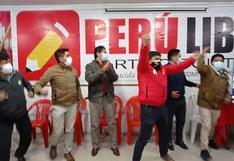 Desde Huancayo, Vladimir Cerrón celebra resultados  a boca de urna que beneficia a Pedro Castillo (VIDEO)