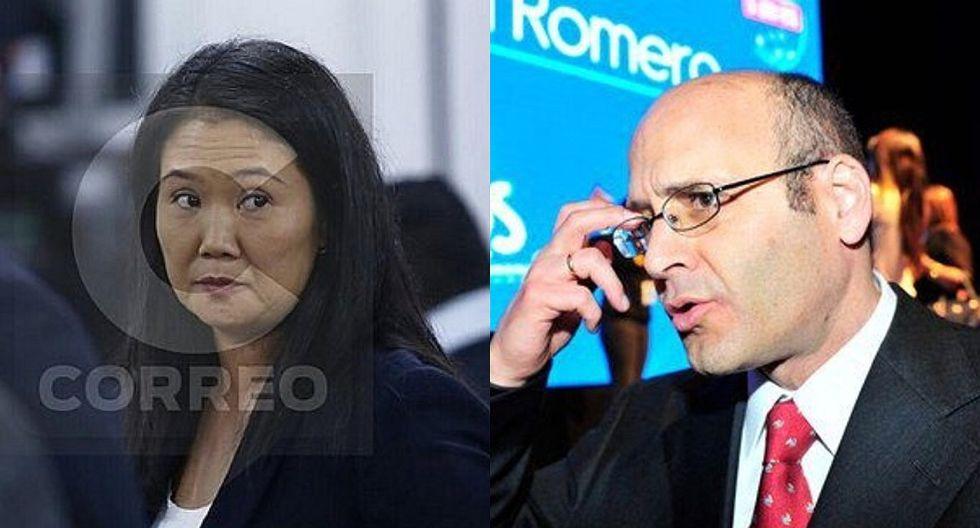 Aporte de Credicorp a Fuerza Popular: ¿Qué dicen los penalistas sobre lo revelado por Romero?