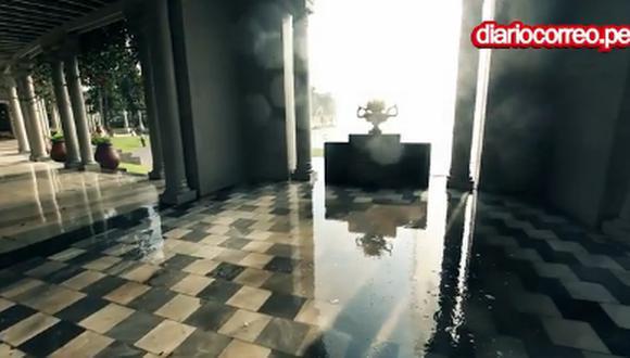Circuito Mágico de las Aguas: Los motivos del cierre temporal (Video)